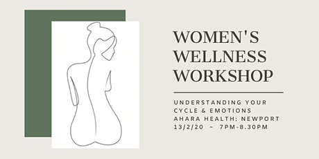 Women's Wellness Workshop Newport tickets