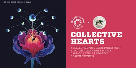 Collective Hearts Dinner tickets