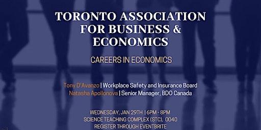 TABE: Careers in Economics