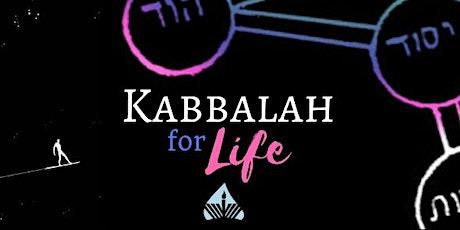 Kabbalah of Life with Rabbi Bernath tickets