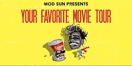 Mod Sun VIP Upgrade Brick & Mortar Music Hall tickets