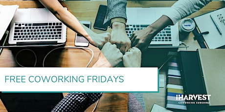 Free Coworking Fridays - May 2020 tickets