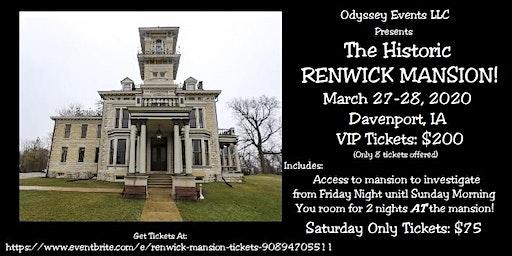 Renwick Mansion