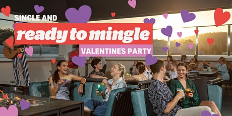 Single and Ready to Mingle - Valentine's Party at Topgolf! tickets