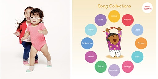 Katy Music Together Demo Class (Mixed Age: Babies to 5yr Olds)