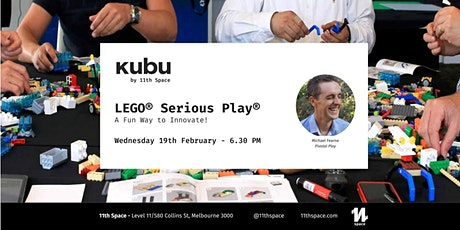 LEGO® Serious Play® : A Fun Way to Innovate! tickets