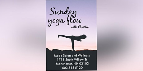 Yoga Flow with Christie All Levels tickets