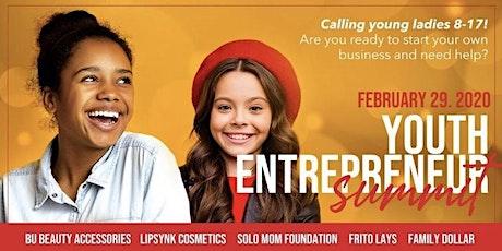 Youth Entreprenuer Summit tickets
