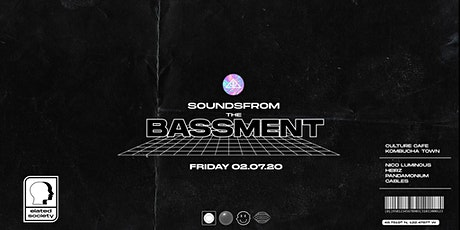 Sounds From The Bassment Ft. Nico Luminous tickets