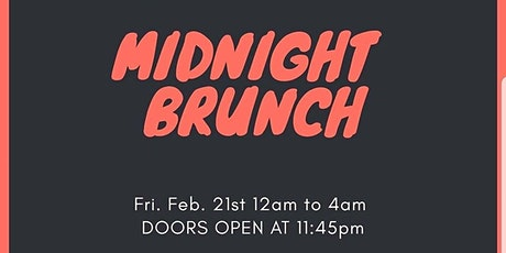 Chef Kareema Presents Midnight Brunch... R&B Edition tickets