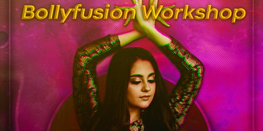 Iman's Bollywood Fusion Dance Workshop