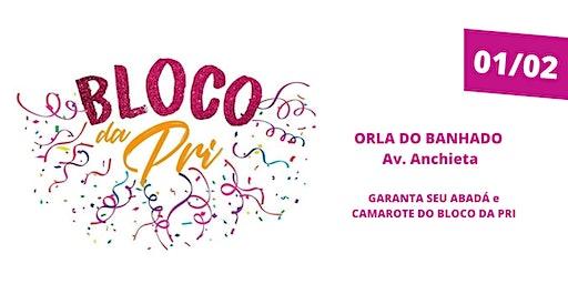 BLOCO DA PRI - 2020