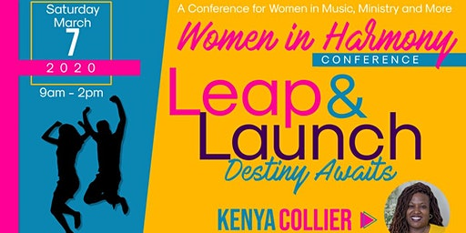 Women in Harmony Conference 2020