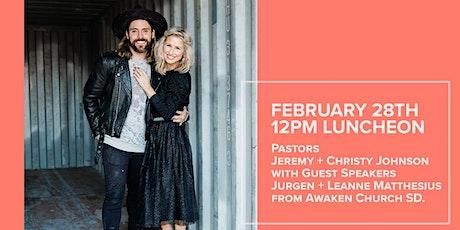 Fearless Pastors + Team Meet-Up tickets