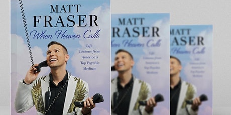 Meet Matt Fraser Americas Top Psychic Medium tickets