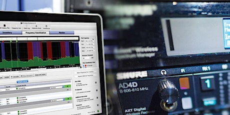 Axient Digital & Wireless Workbench Training with Shure tickets