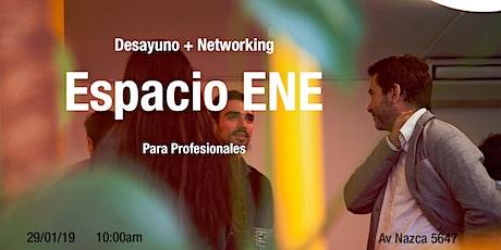 Desayuno + Networking + Workshop Redes Sociales Marketing Digital y Diseño entradas
