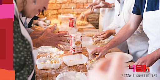 May Gnocchi Masterclass with Lunch & Wine