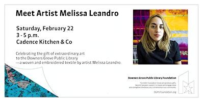 Meet Artist Melissa Leandro