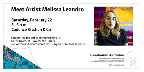 Meet Artist Melissa Leandro tickets