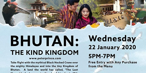 Film showing - Bhutan: The Kind Kingdom
