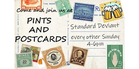 Pints & Postcards, Feb 9, 2020 tickets