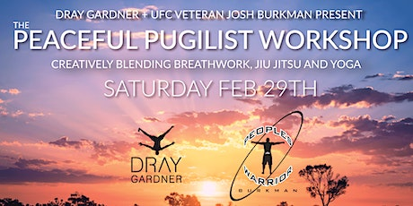 Peaceful Pugilist Breathing + Movement Workshop tickets