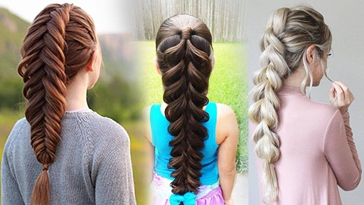 How to Braid Hot Style