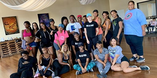 Dance Fitness With Three B's Fitness