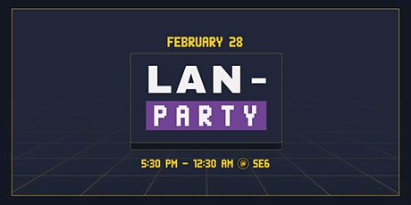 BCITSA LAN Party - Single Tickets tickets