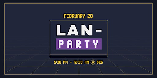 BCITSA LAN Party - Single Tickets