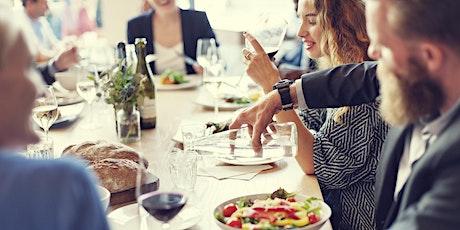 BerkeleyHaas Dinner Connect: Venture Capital & Angel Investing tickets