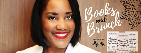 Life Coach Maurita's BOOKS AND BRUNCH tickets