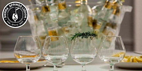 Let the fun be-GIN: A Gin Tasting tickets