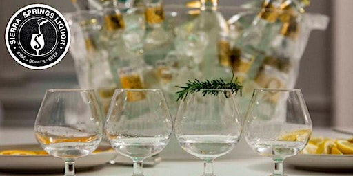 Let the fun be-GIN: A Gin Tasting