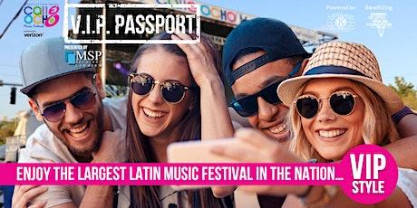 Calle Ocho Music Festival - VIP Passport tickets