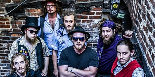 Dr. Bacon w/ The Freeway Jubilee | Asheville Music Hall