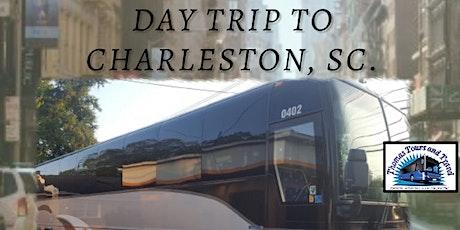 Day Trip To Charleston South Carolina tickets