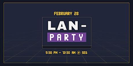 BCITSA LAN Party - Team Tickets tickets