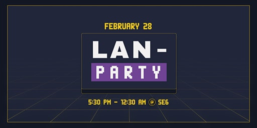 BCITSA LAN Party - Team Tickets