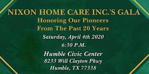 Nixon Home Care Inc.'s Gala