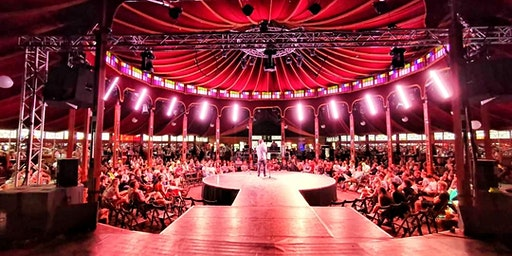 English Stand-up Comedy Ulm