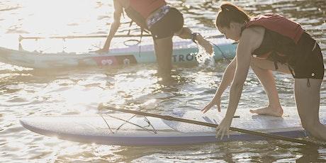 Torpedo7 Club Paddle Boarding Workshop 101: New Plymouth w/ GTGO tickets