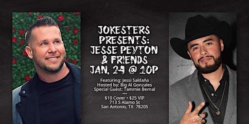 Jesse Payton & Friends : Live Stand Up Comedy