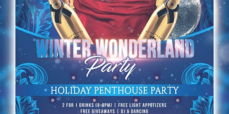 Winter Wonderland Penthouse Party! 2-1 Drinks @ 230 5th Penthouse tickets