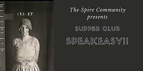 Supper Club - Speakeasy night tickets