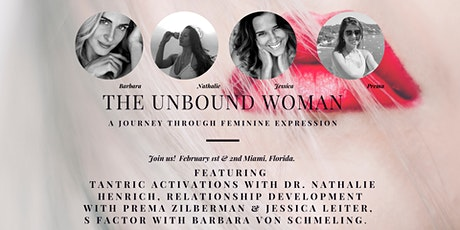 The Unbound Woman .- Women Only Event!  tickets