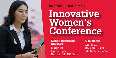 Innovative Women's Conference tickets