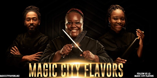 Magic City Flavors Taste-Raiser