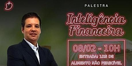 Palestra Inteligência Financeira e Investimentos ingressos